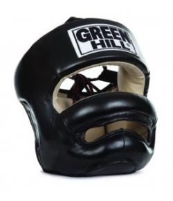 Шлем боксёрский Green Hill
