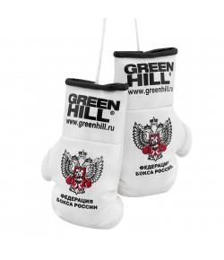 Боксерские перчатки Green Hill сувенирные