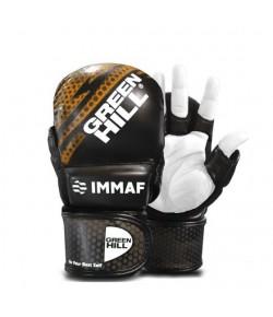 MMA Перчатки Green Hill