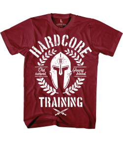 Футболка Hardcore Training