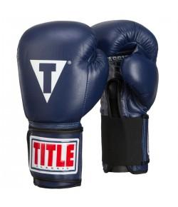 Боксерские перчатки Title