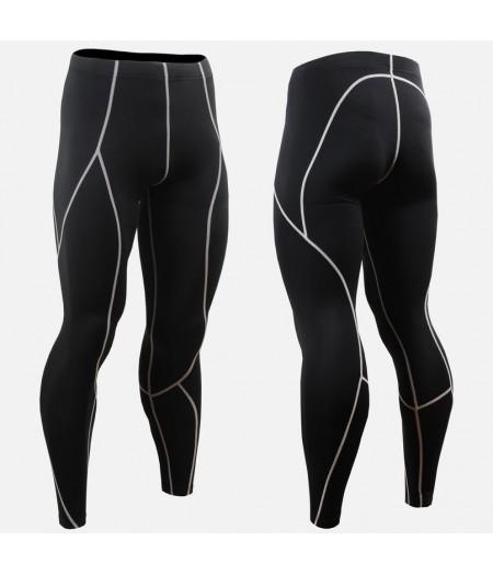 Компрессионные штаны Fixgear Black