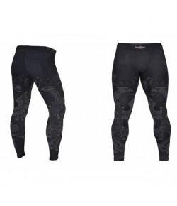 Компрессионные штаны JagGed